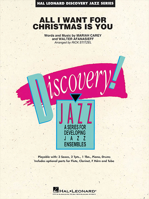 All I Want For Christmas Is You: Discovery Jazz