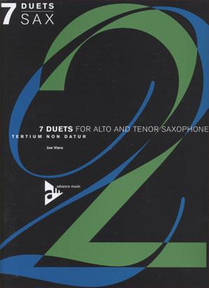 Tertium Non Datur - 7 Duets for Alto and Tenor Saxophone