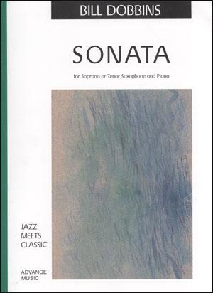 Sonata for Soprano or Tenor Saxophone and Piano