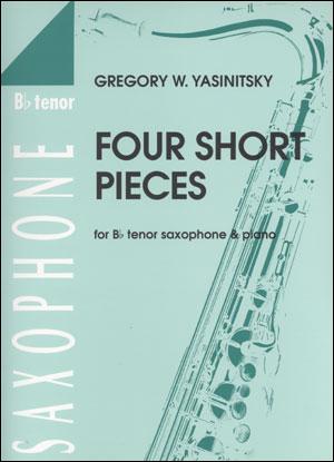 Four Short Pieces - Sax/Piano Arrangement