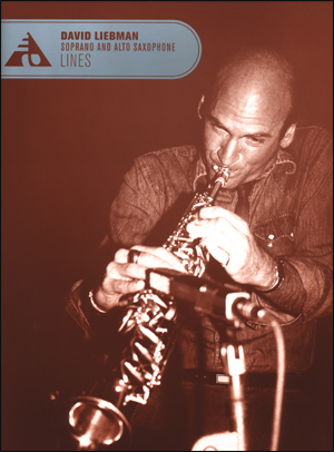 David Liebman - Lines - Saxophone Arrangement