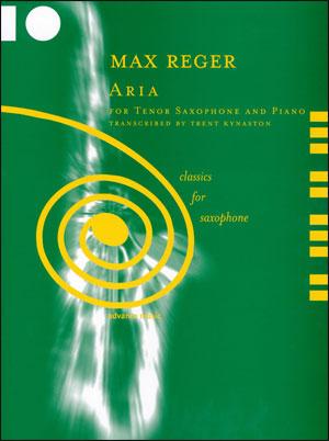 Aria - Tenor Sax & Piano