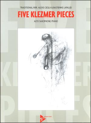 Five Klezmer Pieces - Alto Saxophone/Piano Arrangement