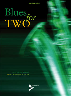 Blues for Two - Saxophone