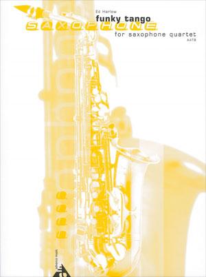 Funky Tango for Saxophone Quartet