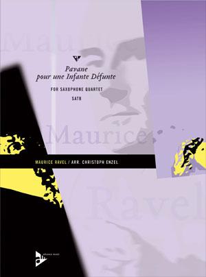 Pavane pour une Infante Défunte - Sax Quartet