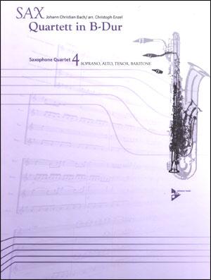 Sax Quartett In B-Dur