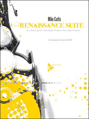 Renaissance Suite - Sax Quartet