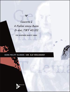 Concerto a 4 Violini senza Basso