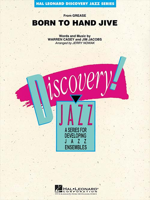 Born to Hand Jive: Discovery Jazz