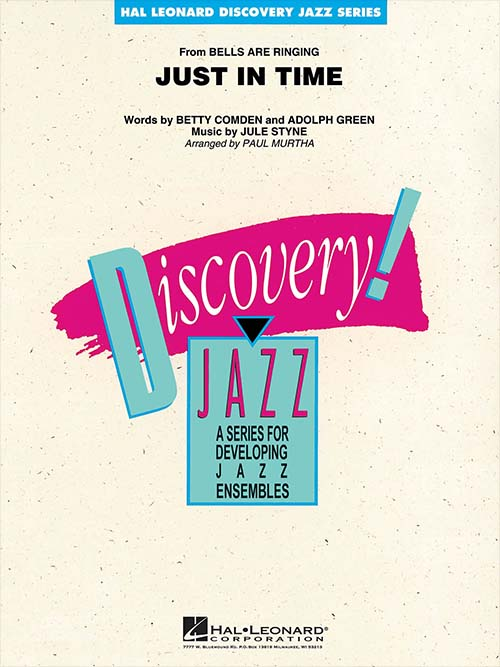Just in Time: Discovery Jazz