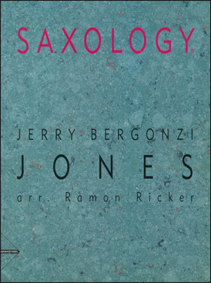 Saxology - Jones