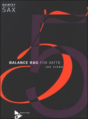 Balance Rag - Saxophone Quintet