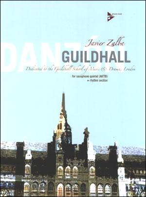 Guildhall - Saxophone Quintet (AATTB)