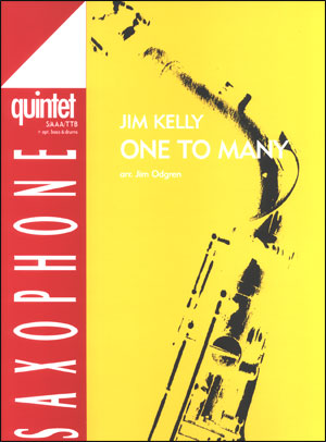 One To Many - Saxophone Quintet