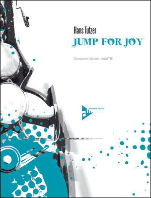 Jump for Joy - Sax Quintet (AAATB)