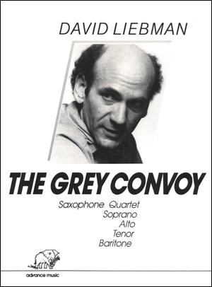 The Grey Convoy - Saxophone Quartet