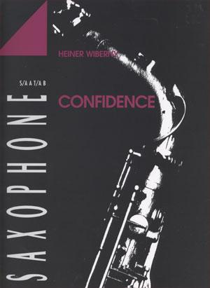 Confidence - Saxophone Quartet