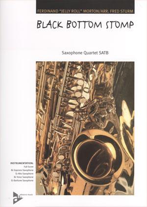 Black Bottom Stomp - Saxophone Quartet