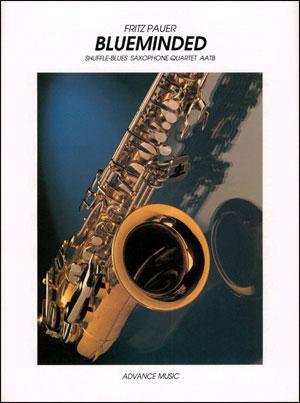 Blueminded - Saxophone Quartet (AATB)