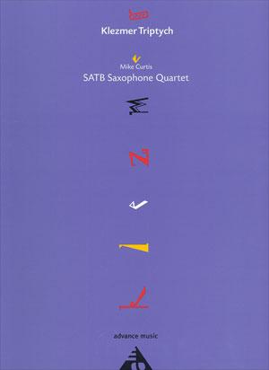Klezmer Triptych - SATB Saxophone Quartet