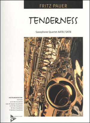 Tenderness - Sax Quartet