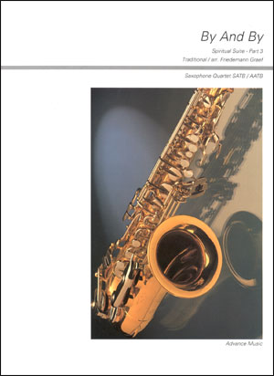 By And By - Saxophone Quartet
