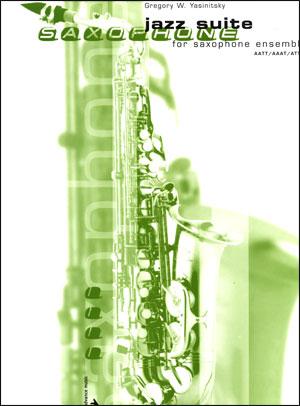 Jazz Suite - Saxophone Ensemble