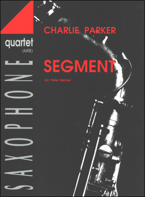 Segment - Saxophone Quartet