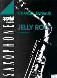 Jelly Roll - Saxophone Quartet