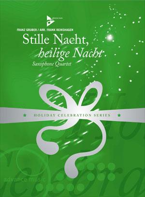 Stille Nacht, heilige Nacht Saxophone Quartet