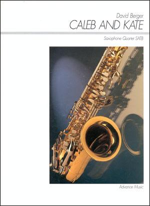 Caleb And Kate - Saxophone Quartet