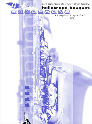 Heliotrope Bouquet - Sax Quartet