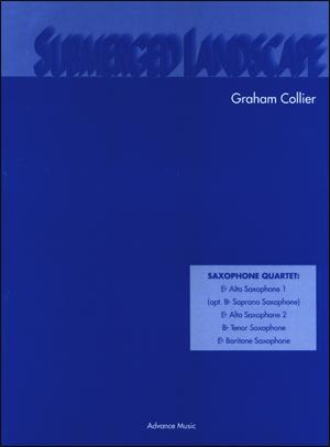 Submerged Landscape - Saxophone Quartet