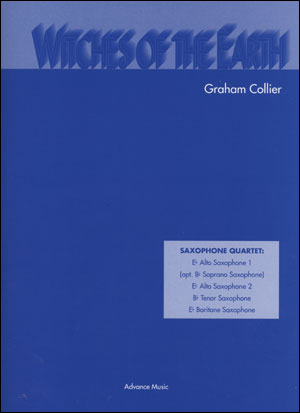 Saxophone Quartets by Graham Collier