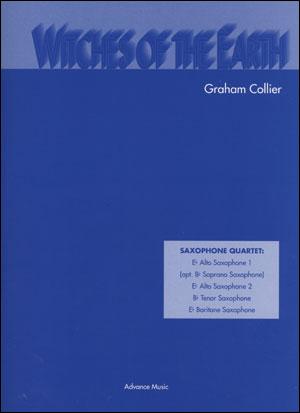 Saxophone Quartets by Graham Collier