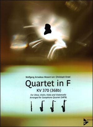 Quartet In F - Saxophone Quartet