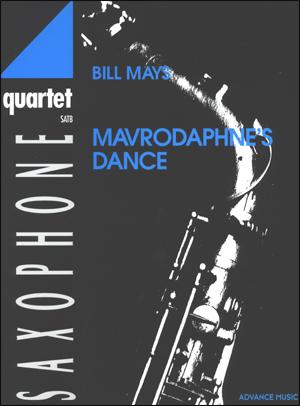Mavrodaphne's Dance - Sax Quartet