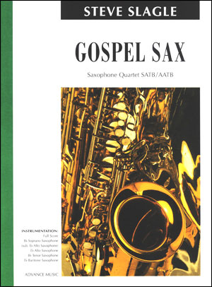 Gospel Sax - Arrangement