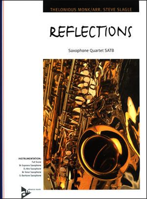 Reflections - Saxophone Quartet