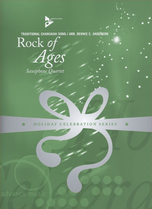 Holiday Celebration Series - Rock of Ages Saxophone Quartet