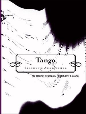 Tango - Bb Clarinet (Trumpet / Flügelhorn) & Piano Arrangement
