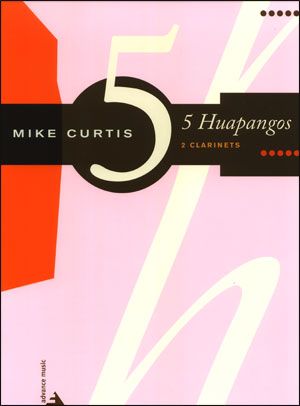 5 Huapangos - Two Clarinets