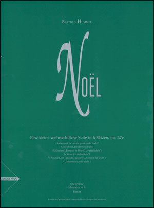Noel - Woodwind Trio
