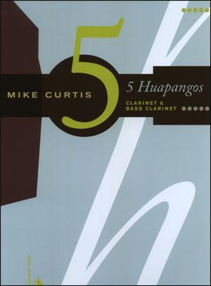 5 Huapangos - Clarinet & Bass Clarinet