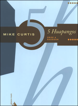 5 Huapangos - Oboe & Bassoon