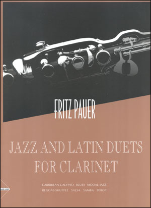 Jazz And Latin Duets - Fritz Pauer - Clarinet