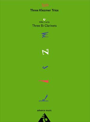 Three Klezmer Trios - 3 Clarinets
