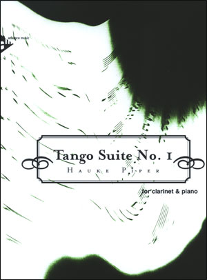 Tango Suite No. 1 - Clarinet/Piano