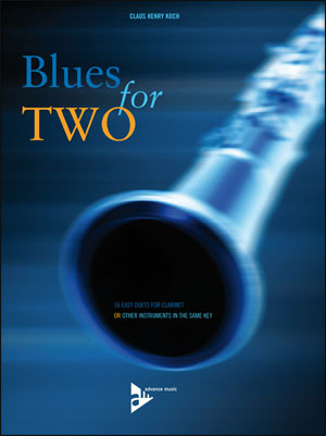 Blues for Two - Clarinet